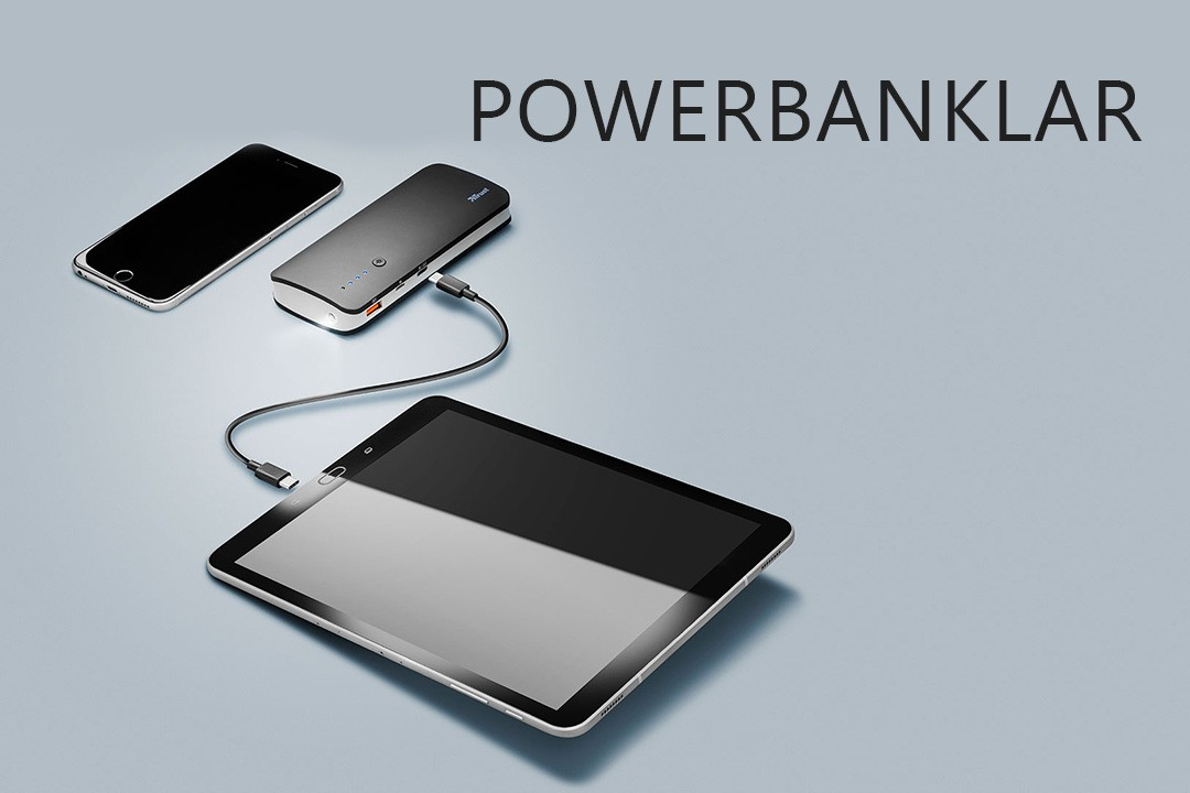 Powerbanklar